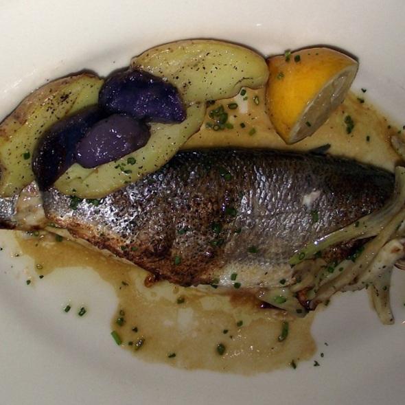 Brizano @ Volare Restaurant