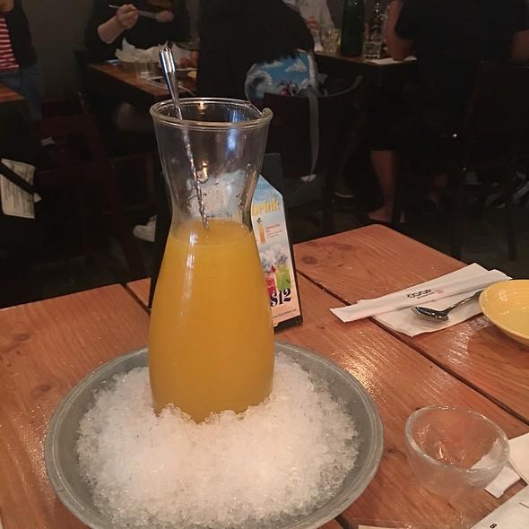 Mango Soju