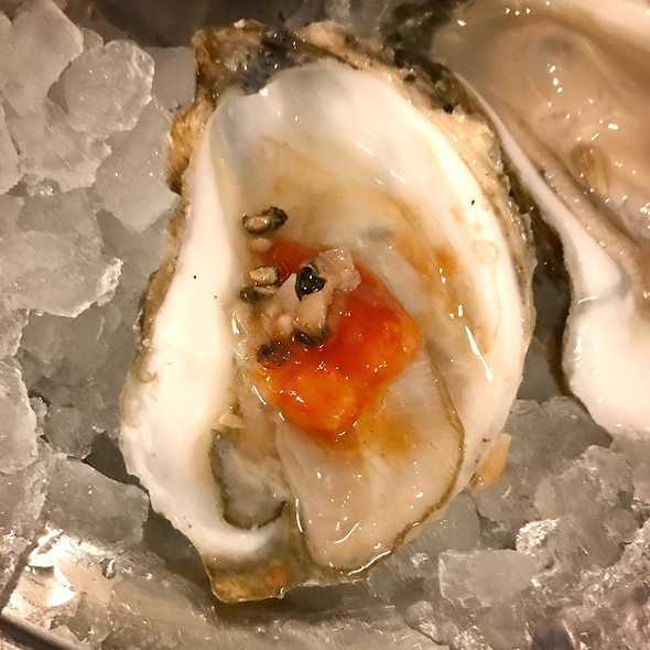 Cotuit Oysters