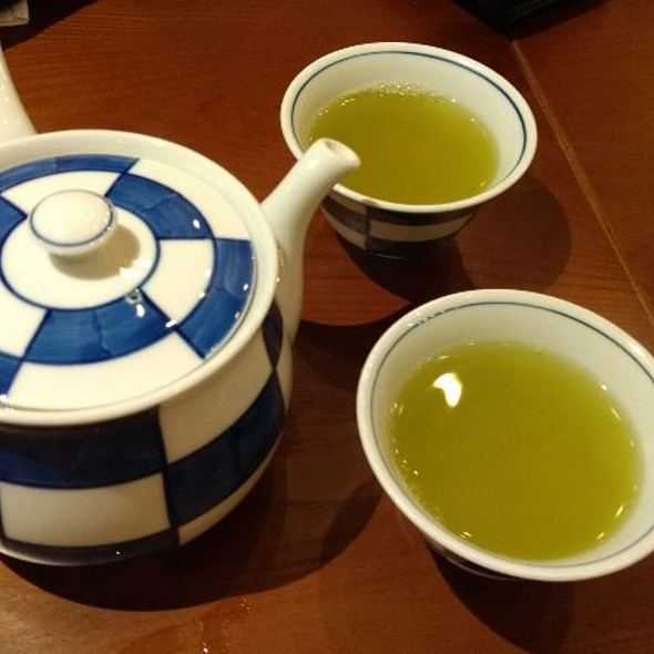 Genmaicha @ UMAYA Japanese Restaurant