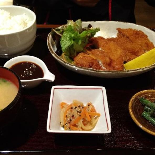Chicken Katsu Set @ UMAYA Japanese Restaurant