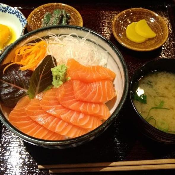 Salmon Don @ UMAYA Japanese Restaurant