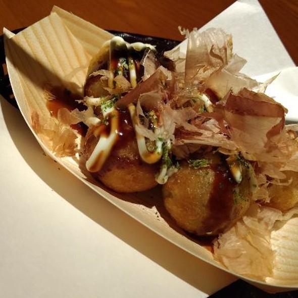 Takoyaki @ UMAYA Japanese Restaurant