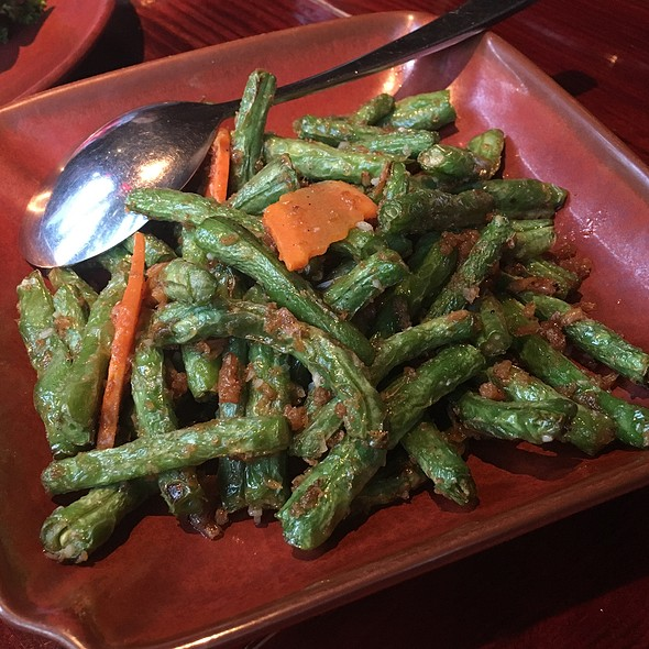 Green beans @ Lost Heaven