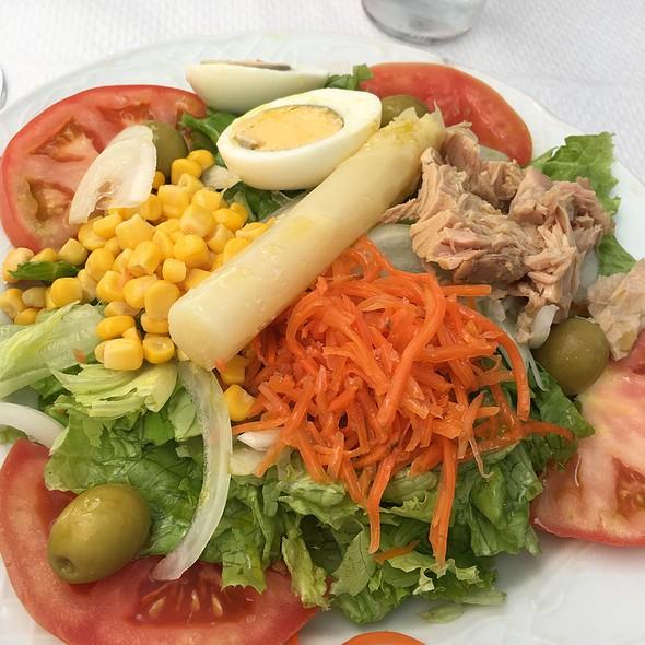 Mixed Salad @ Julen Restaurante