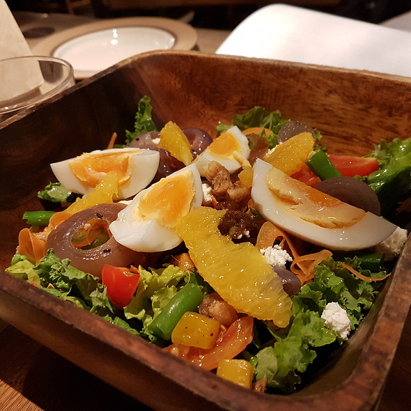 Cordillera Salad @ The Wholesome Table