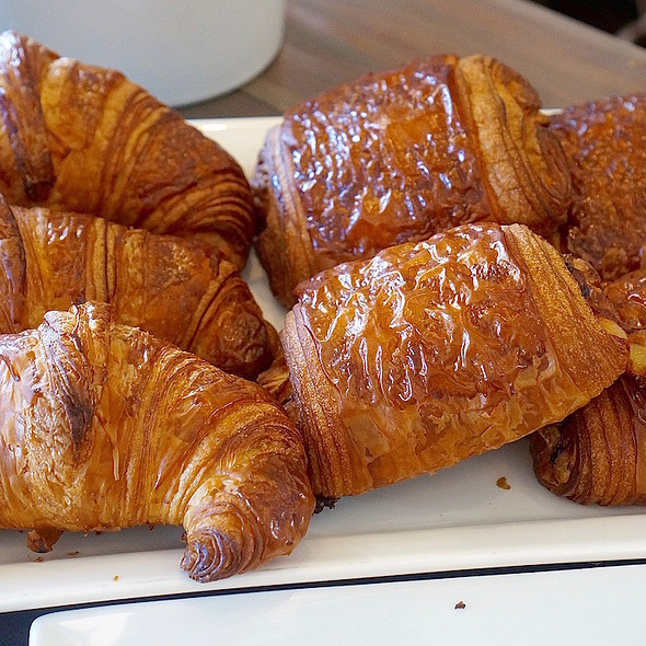 Croissants @ Bob's Well Bread Bakery