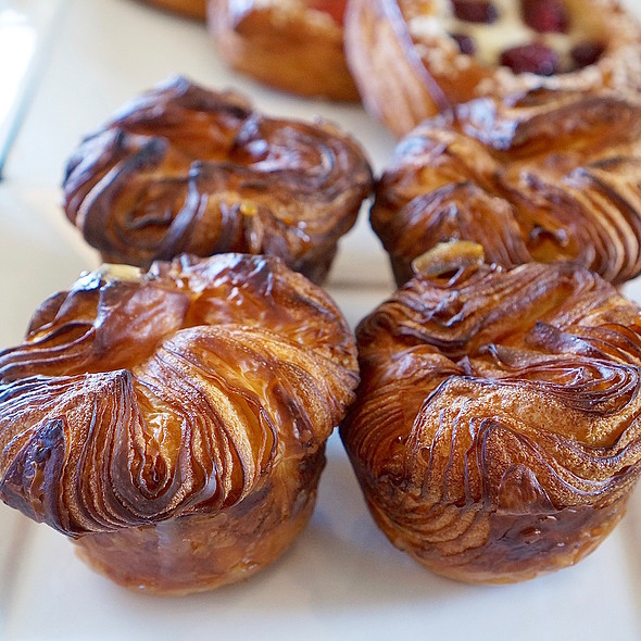 Kouign-Amann @ Bob's Well Bread Bakery