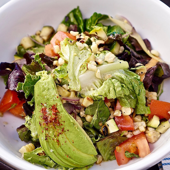 Grilled Chopped Salad @ Lunetta All Day