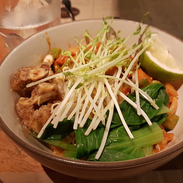Buddha Bowl @ The Wholesome Table
