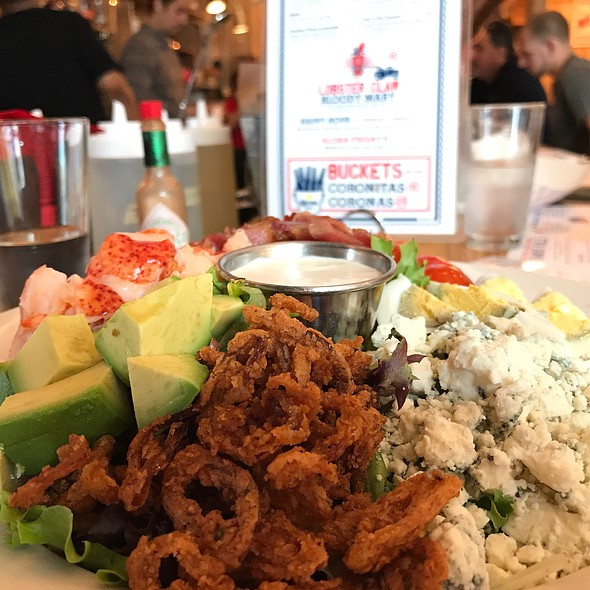 Cobbster Salad