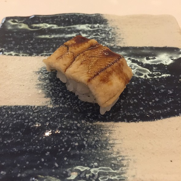 Anago (Sea Eel) Nigiri