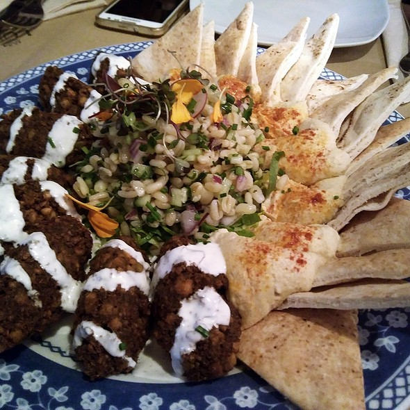Turkish Dish @ Lupertz