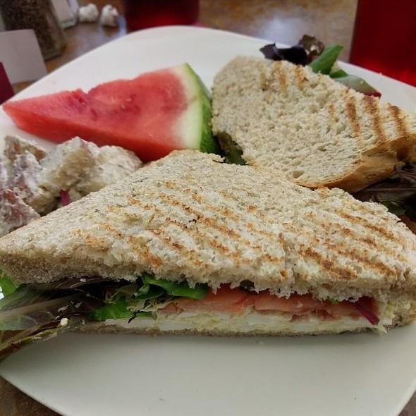 Egg Salad Sandwich w/ Ham