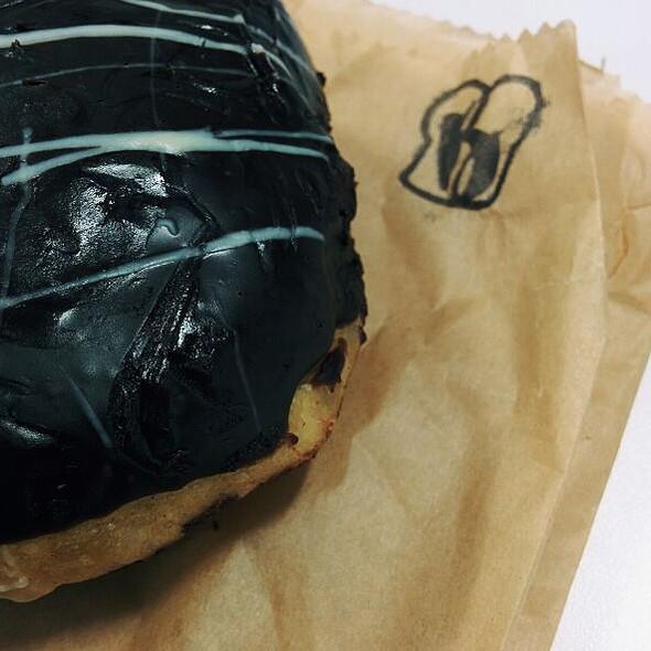 Toffee Apple Donut @ Bloom Bakery