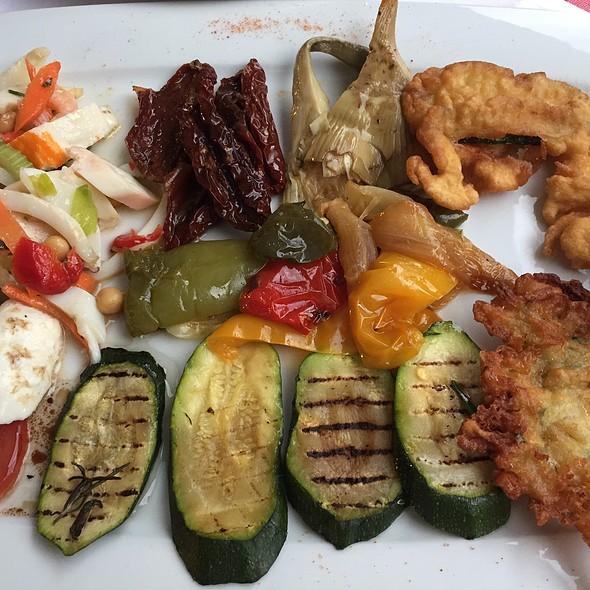 Antipasti @ Isoletta Steakhouse Restaurant