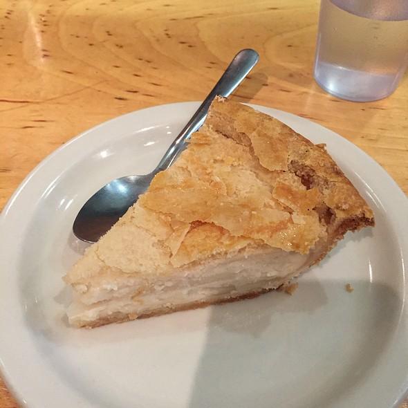 Buko Pie @ Tselogs Tapas Cafe