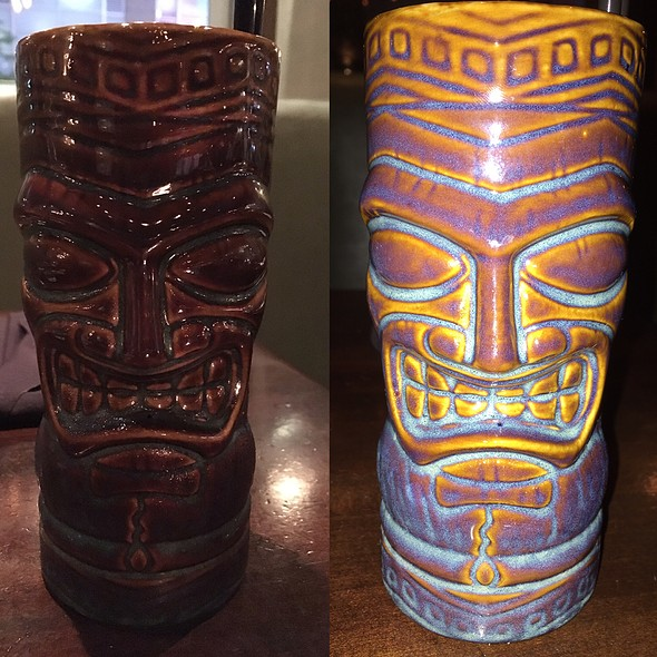 The Tiki Bandit @ Weber Grill Restaurant