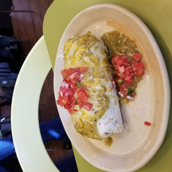 Breakfast Burrito @ Snooze An AM Eatery