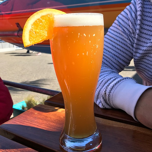 Blue Moon Beer @ Wipeout Bar and Grill