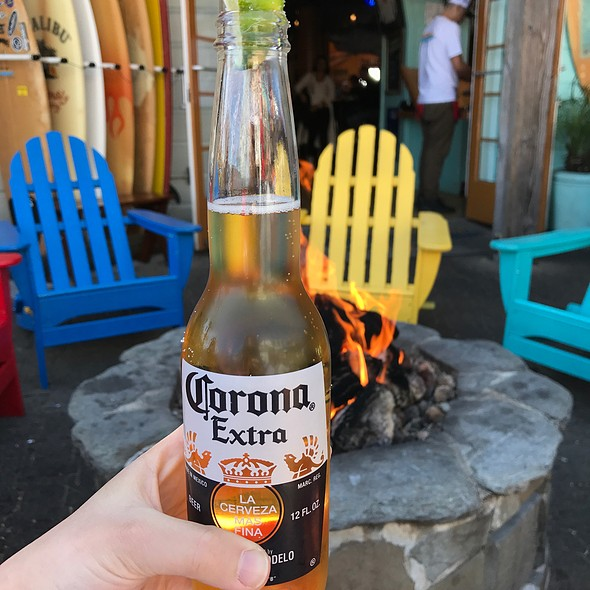 Corona @ Wipeout Bar and Grill