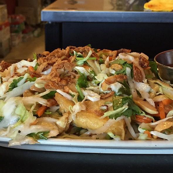 tofu salad @ Chopstix Restaurant