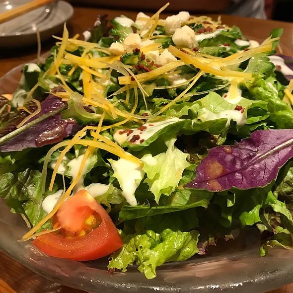 島野菜の長寿サラダ