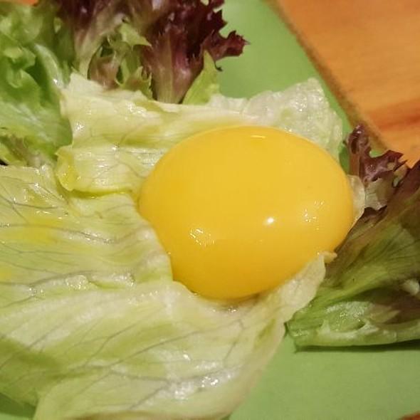 Egg Yolk For Dipping