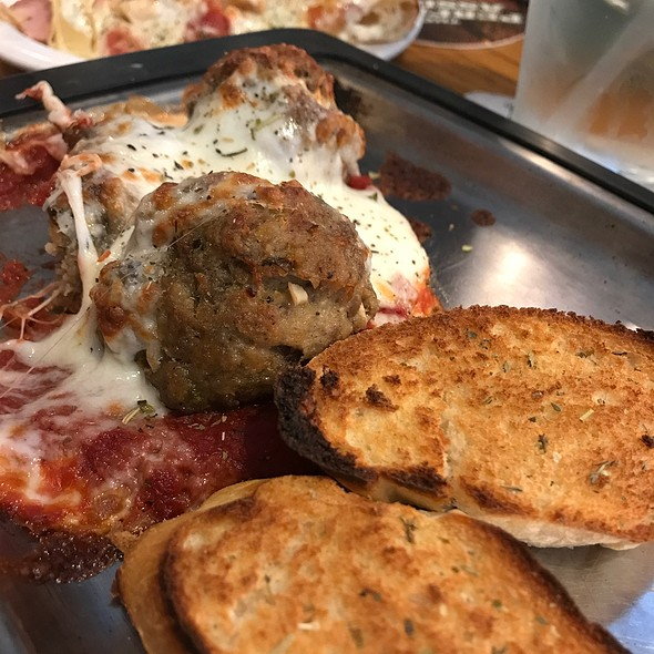 Meatball Appetizer @ Professor Joe's