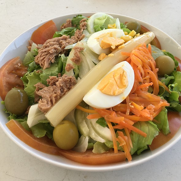 Mixed Salad @ Toki Alai