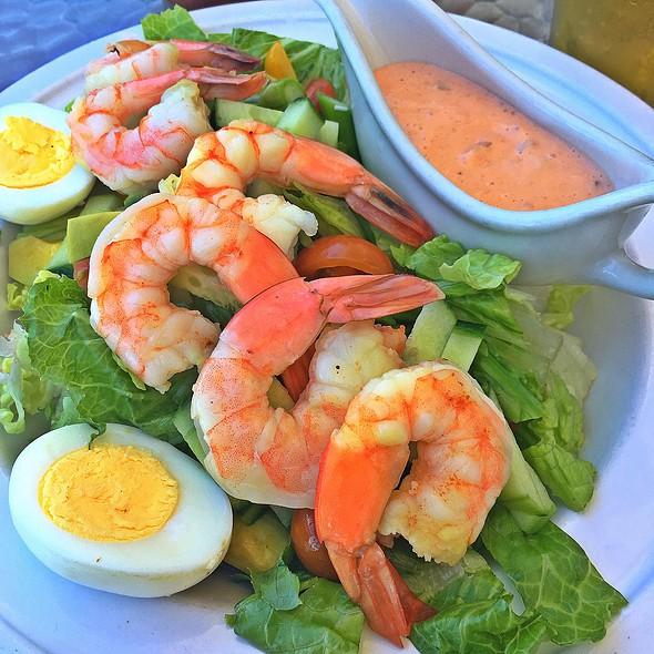 Shrimp Louie Salad @ Timuquana Country Club