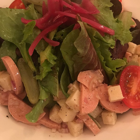 Knockwurst Salad