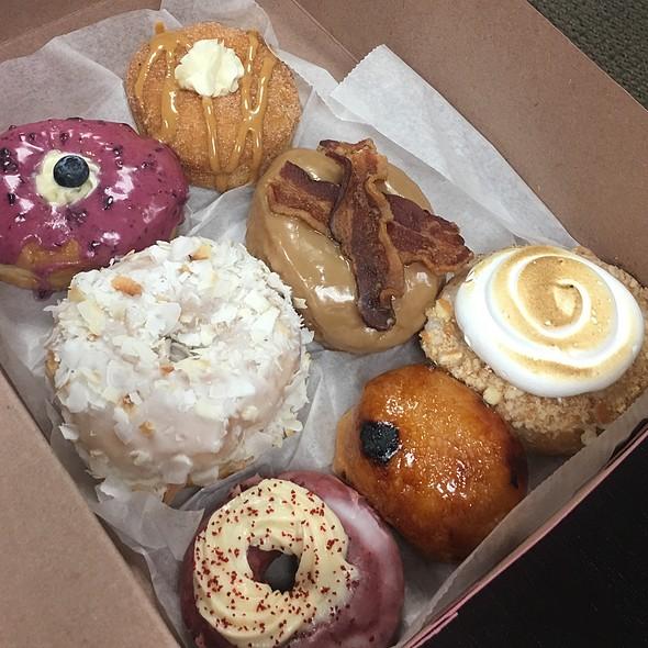 Donuts @ Glazed Donut Works