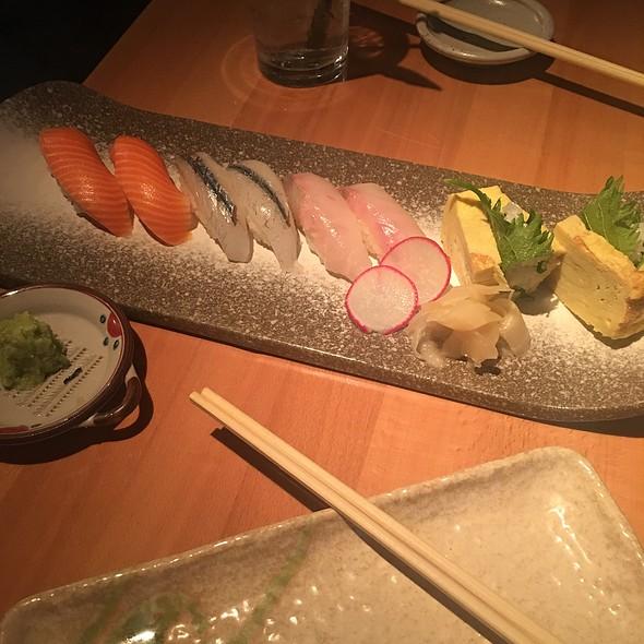 Sushi @ Tei Tei Robata Bar