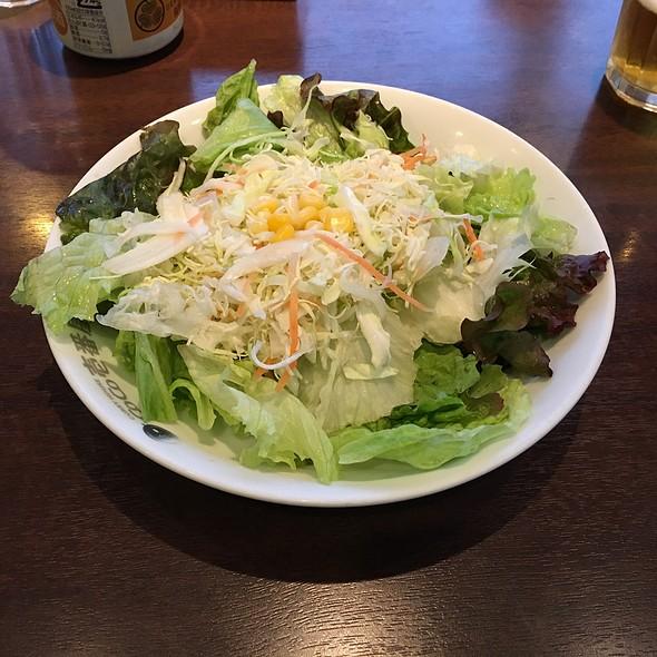 野菜サラダ @ CoCo壱番屋 宇都宮下川俣店