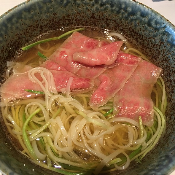 Wagyu Beef Udon Noodles