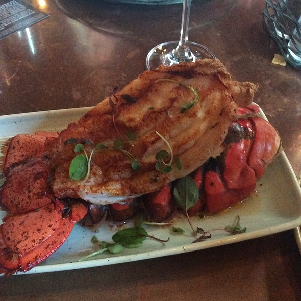Lobster Tail @ Le Moo