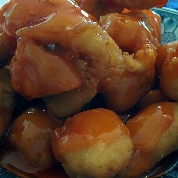 Sweet And Sour Chicken @ China Mountain II