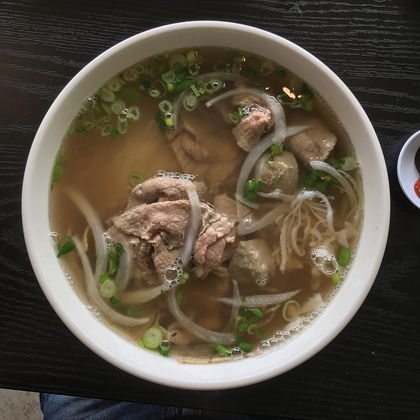 House Special Combo Pho