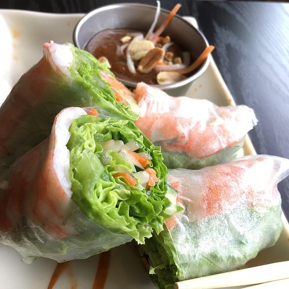 Spring Roll Shrimp