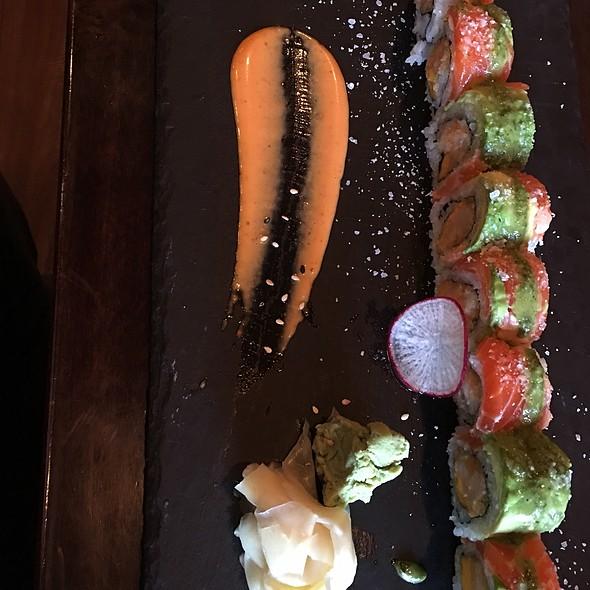Passion Roll @ Mikado Sushi