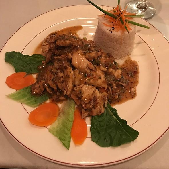 garlic and pepper chicken