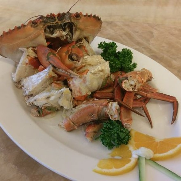 Steamed Crab @ Zhen Ruyi Restaurant
