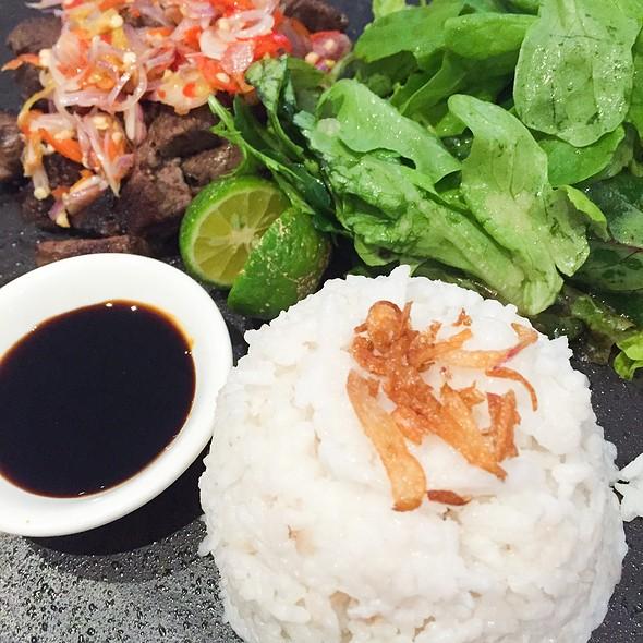 Saikoro Steak Matah @ Lewis & Carroll