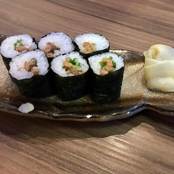 Natto Maki