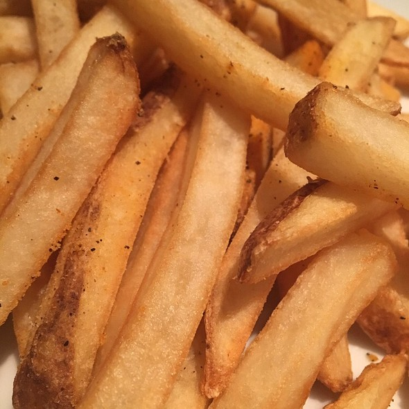 French Fries @ Longhorn Steakhouse
