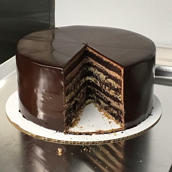 German Chocolate Cake @ Moody Tongue Brewing Company