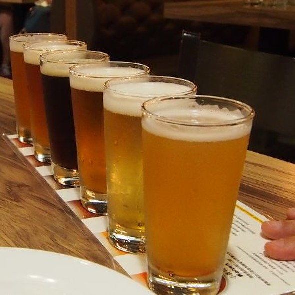 Varieties Of Beer @ Jolly Brewery + Restaurant