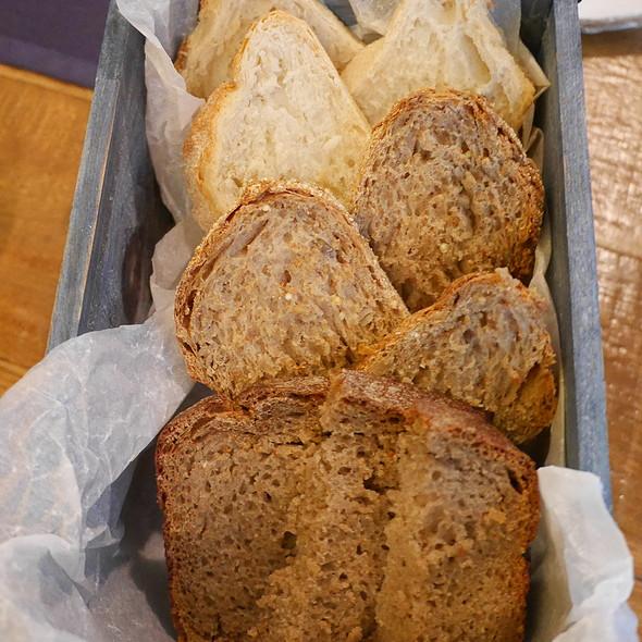 Bread @ Adrian Quetglas Restaurant