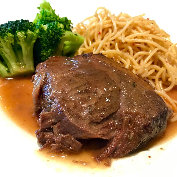 Braised Beef Cheek @ IKEA Restaurant